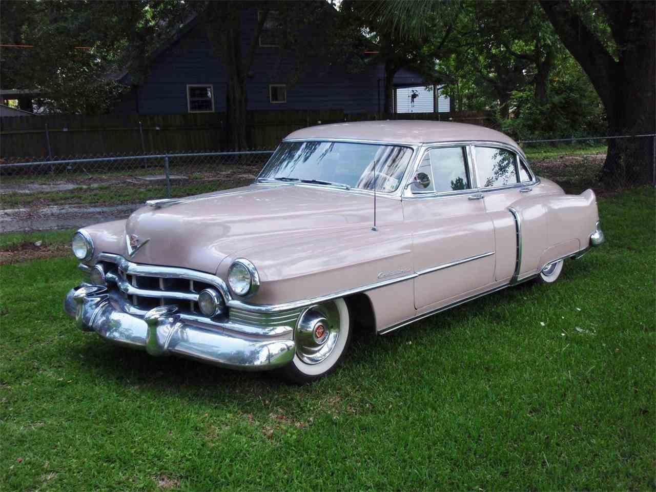 1950 Cadillac Series 62 For Sale Classiccars Com Cc 976771