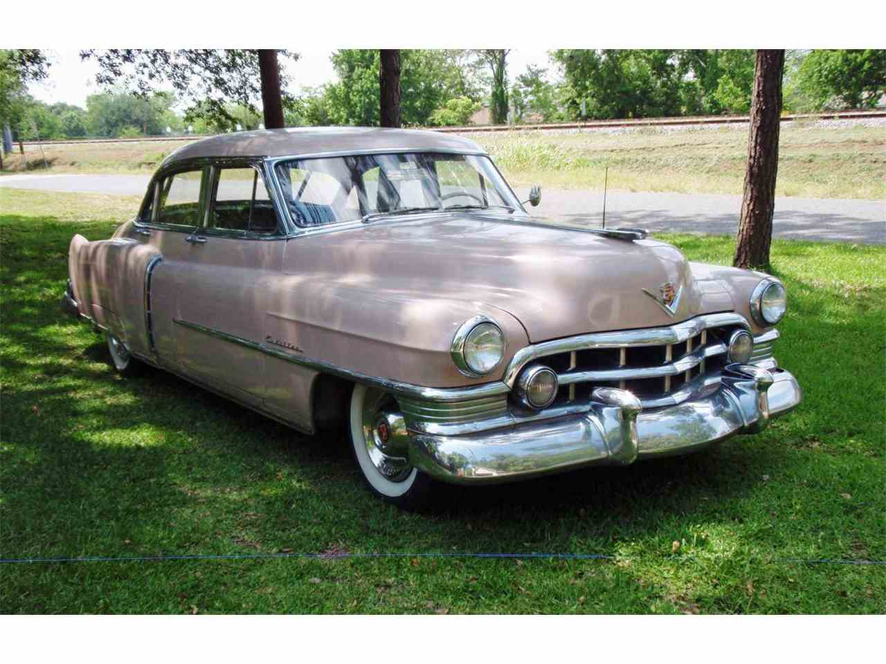 Large Picture of Classic 1950 Cadillac Series 62 - KXOJ