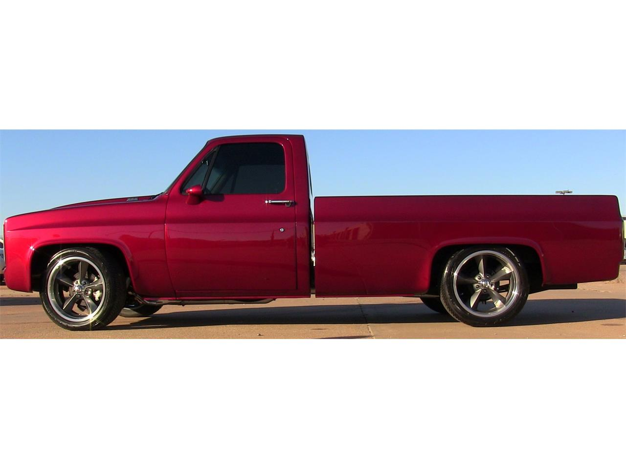 Large Picture of '86 Chevrolet C/K 10 located in Enid Oklahoma - $20,000.00 Offered by a Private Seller - KXOM