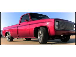 Picture of '86 Chevrolet C/K 10 located in Oklahoma - $20,000.00 Offered by a Private Seller - KXOM