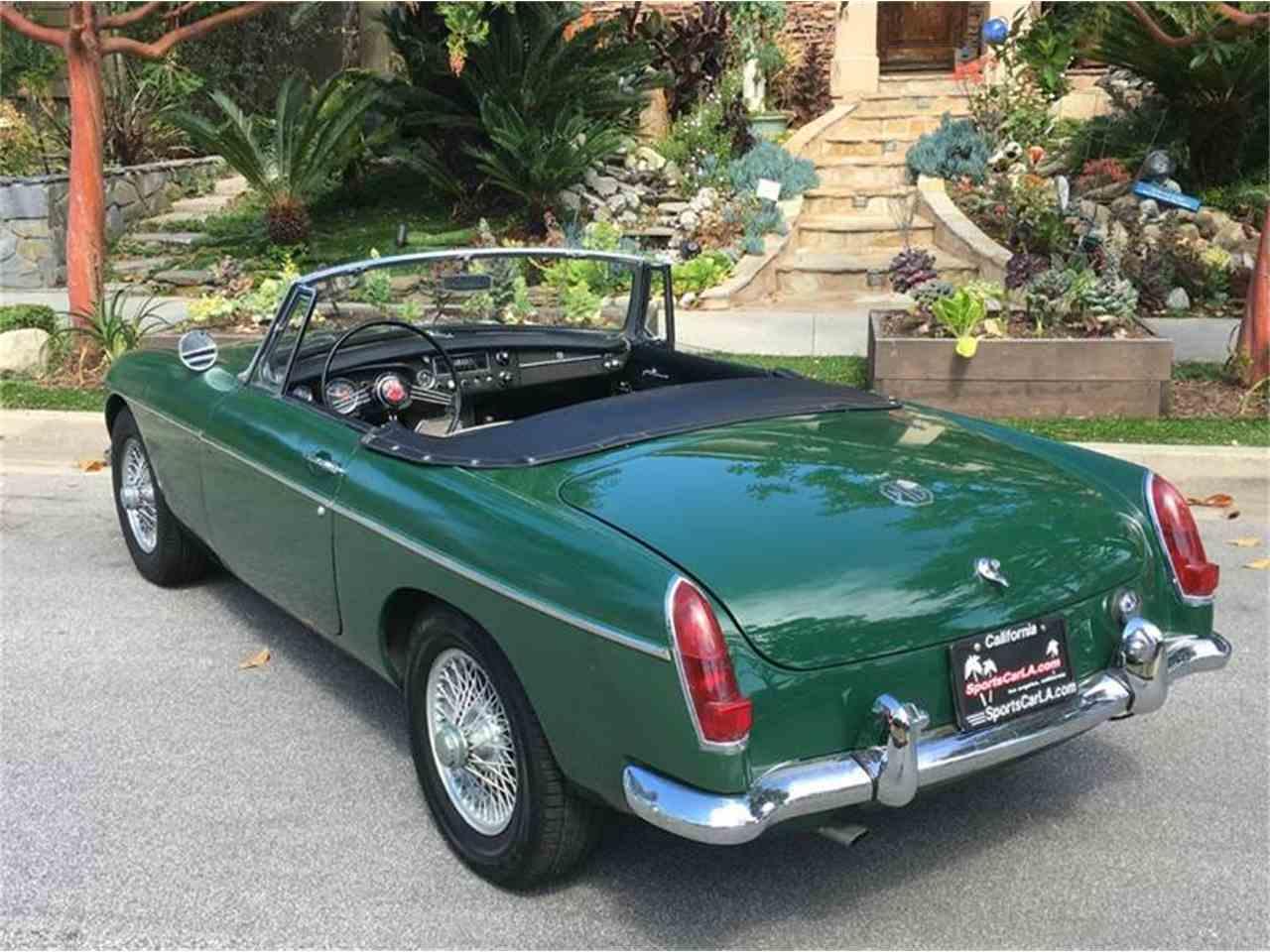 1967 MG MGB for Sale   ClassicCars.com   CC-976779