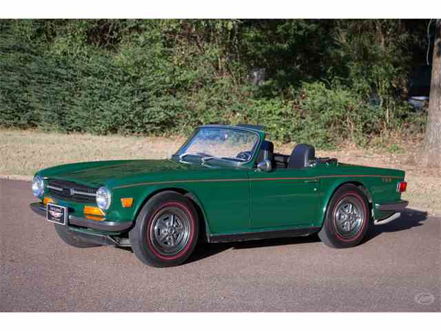 Picture of '69 TR6 - KXPM