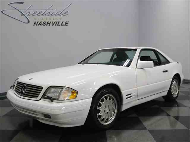 Picture of '96 Mercedes-Benz SL500 located in Tennessee - $11,995.00 Offered by  - KXSA