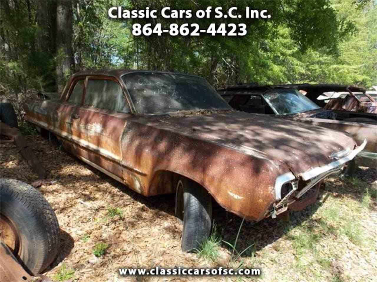 1963 Chevrolet Bel Air for Sale   ClassicCars.com   CC-976952