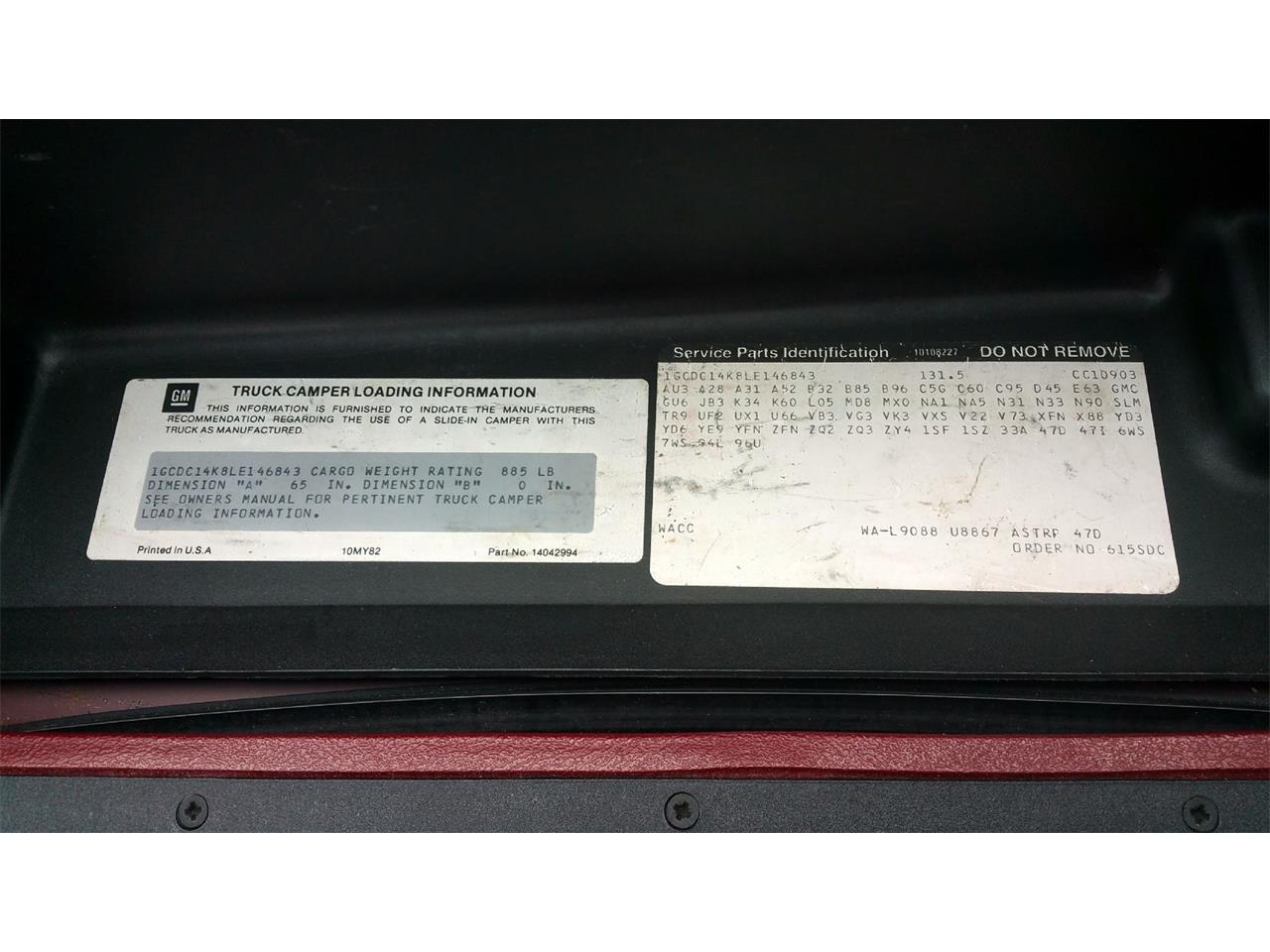 1990 silverado weight