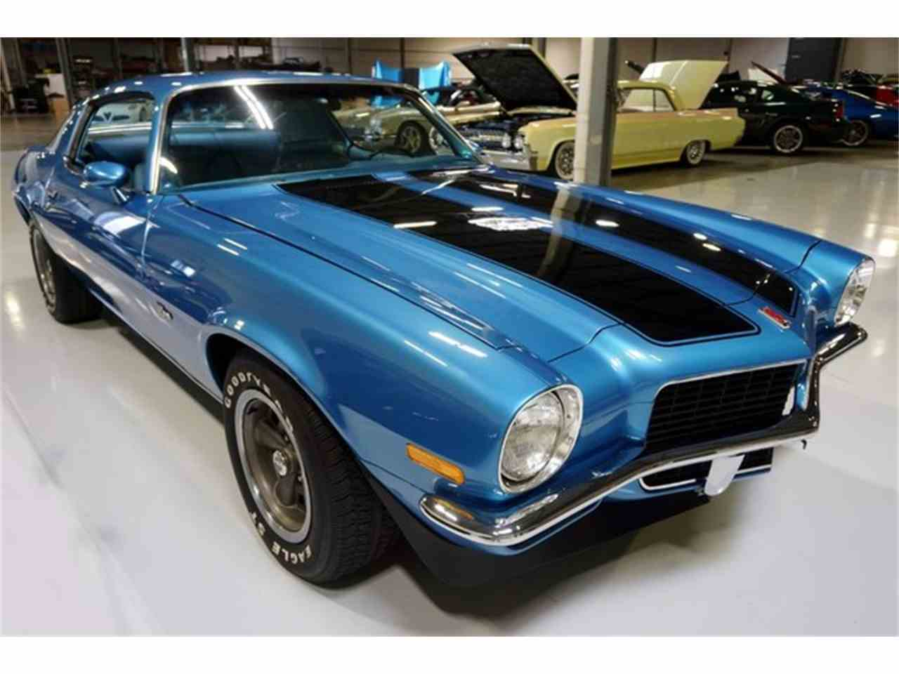 1970 chevrolet camaro z28 for sale cc 976975. Black Bedroom Furniture Sets. Home Design Ideas