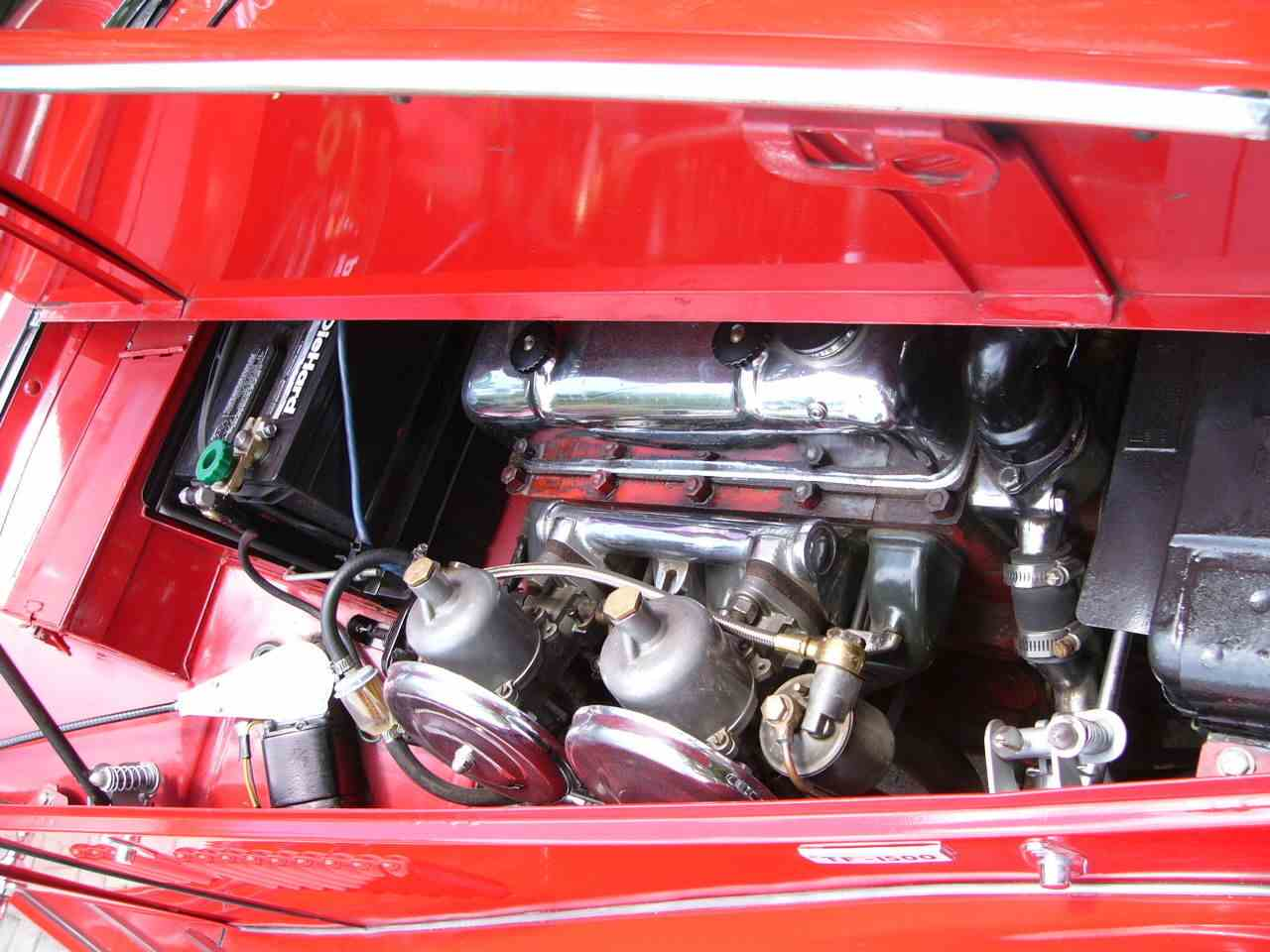 Large Picture of '55 TF 1500 - KXUJ
