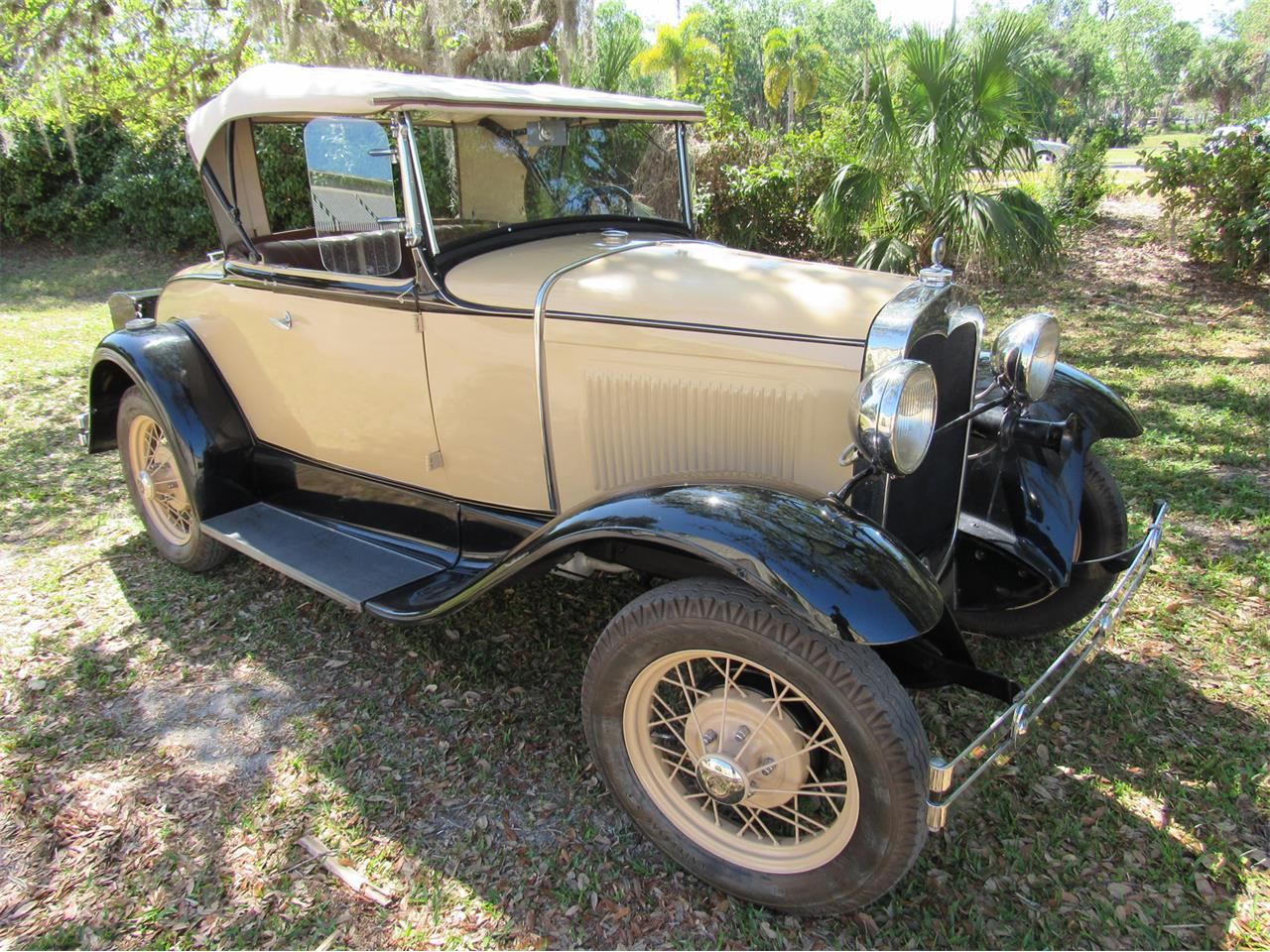 Large Picture of '30 Model A - KXUS