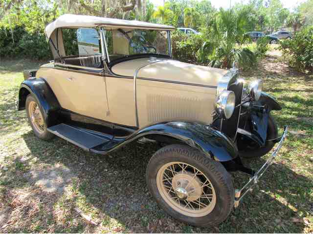 Picture of '30 Model A - KXUS