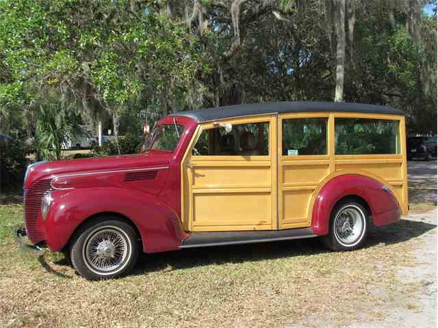 Picture of '39 Woody Wagon - KXV6