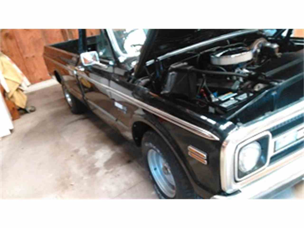 Large Picture of Classic '70 Chevrolet  C10 located in Louisville Kentucky - KXVO