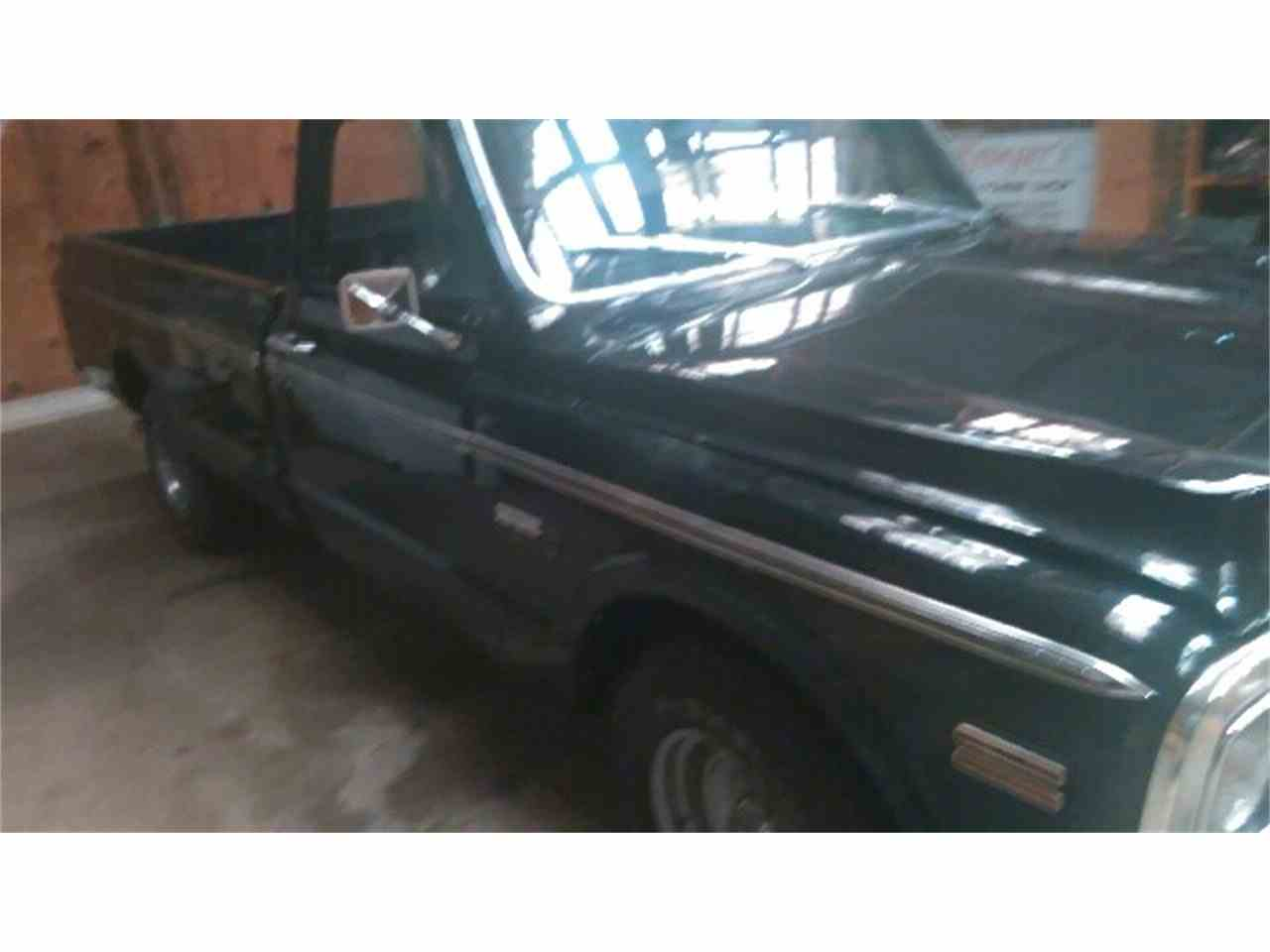 Large Picture of Classic 1970 Chevrolet  C10 Offered by a Private Seller - KXVO