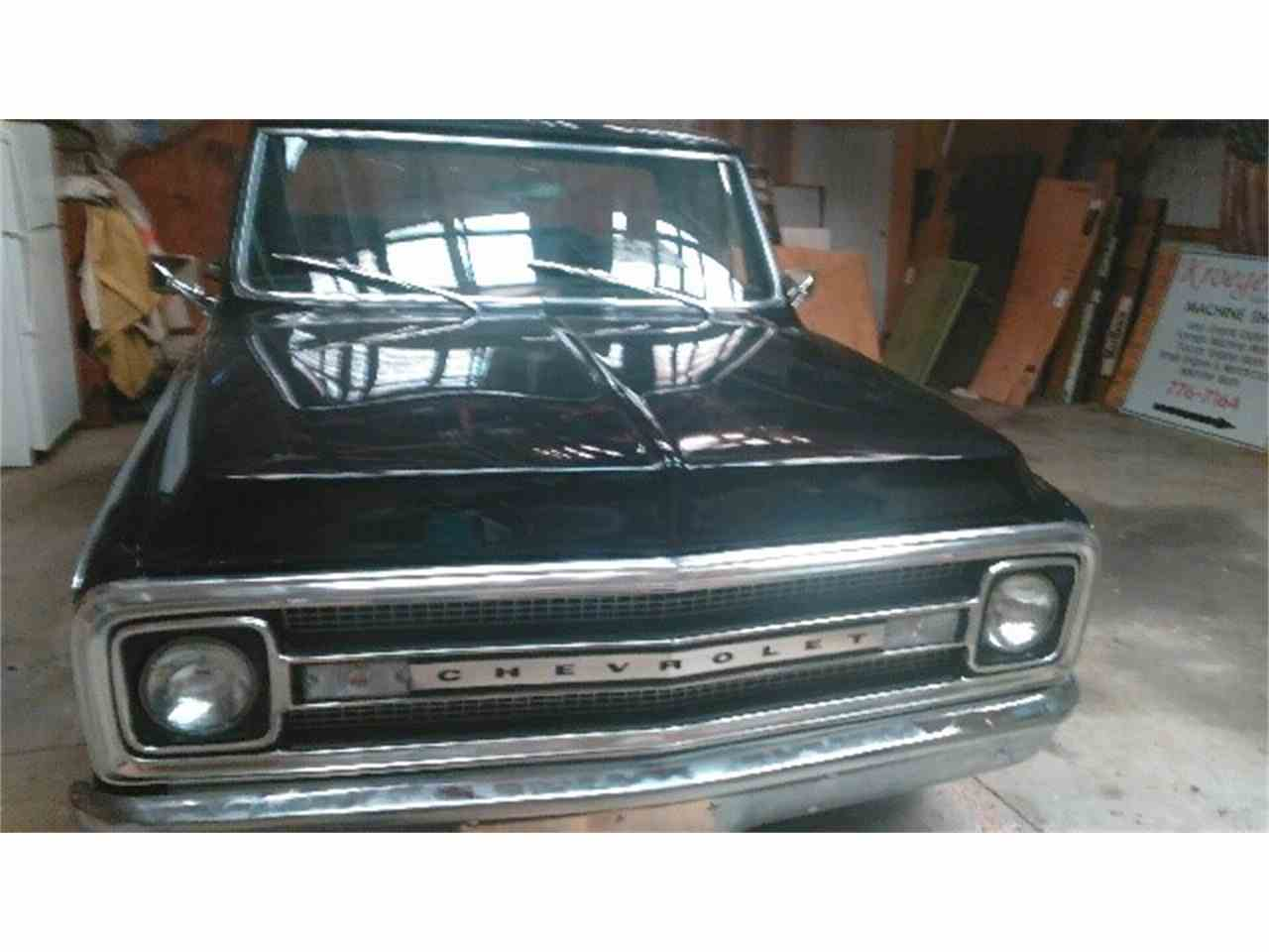 Large Picture of Classic 1970 Chevrolet  C10 - KXVO