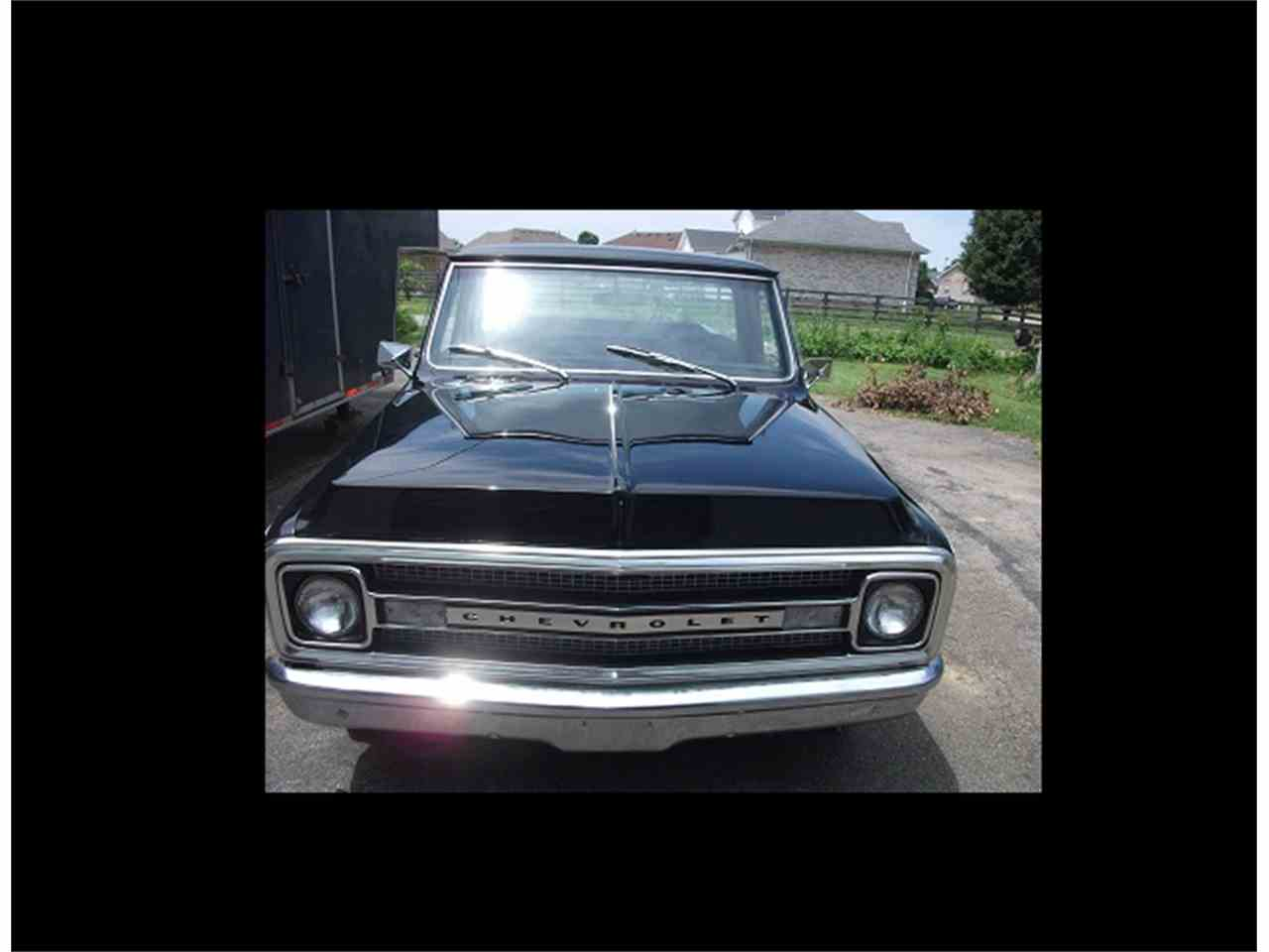Large Picture of '70 Chevrolet  C10 located in Louisville Kentucky - KXVO