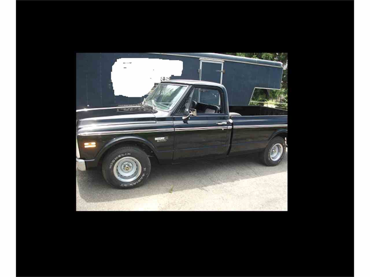 Large Picture of 1970 Chevrolet  C10 - $22,000.00 - KXVO