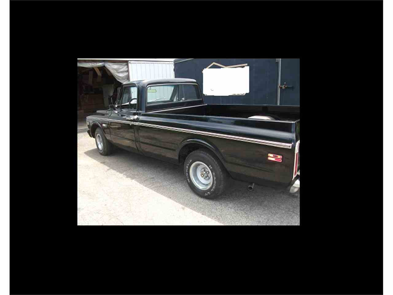 Large Picture of 1970 Chevrolet  C10 Offered by a Private Seller - KXVO