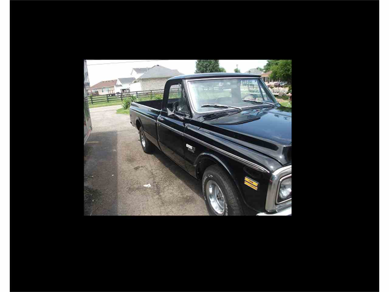 Large Picture of '70 Chevrolet  C10 located in Louisville Kentucky Offered by a Private Seller - KXVO