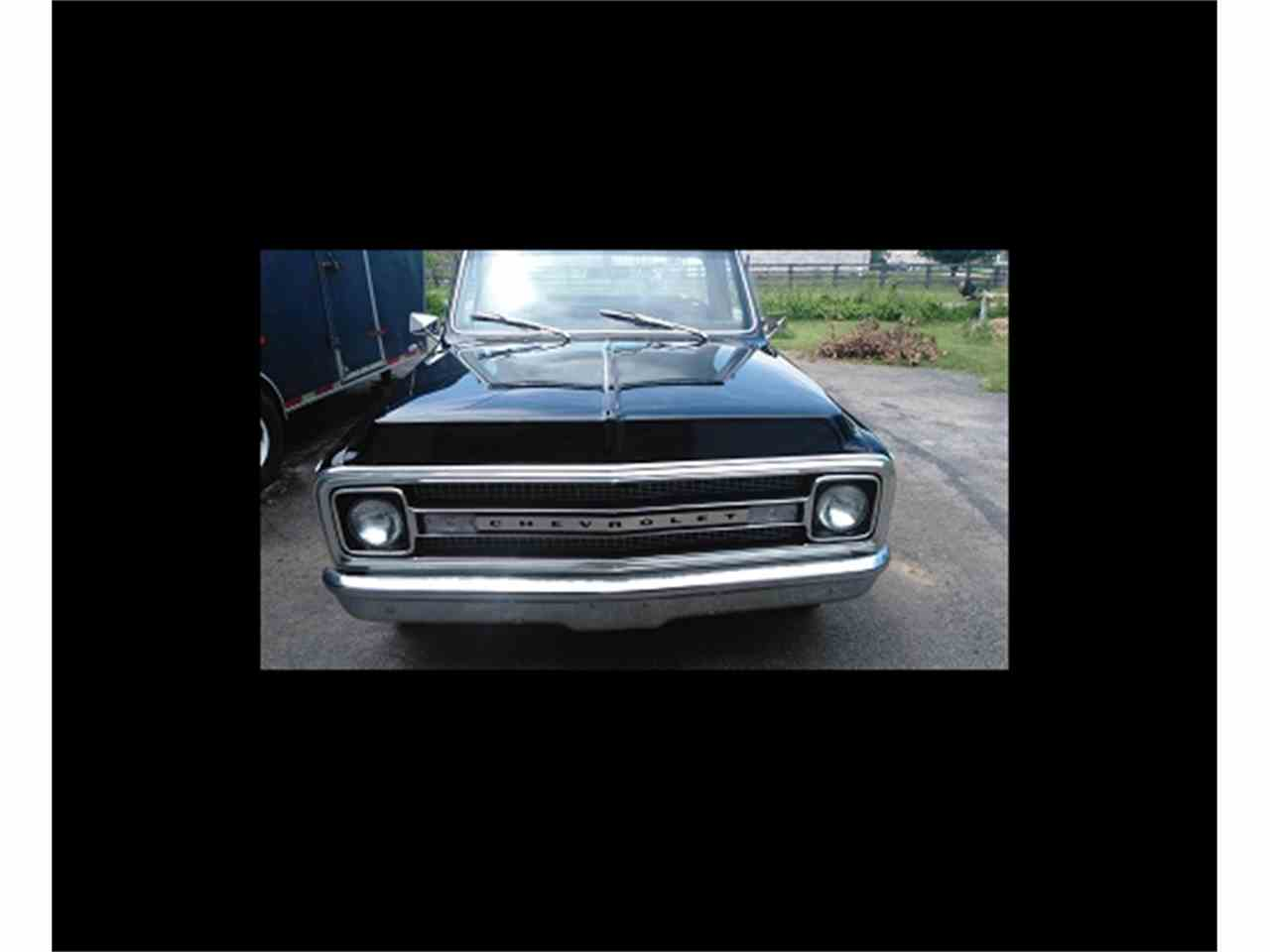 Large Picture of 1970 Chevrolet  C10 located in Kentucky Offered by a Private Seller - KXVO