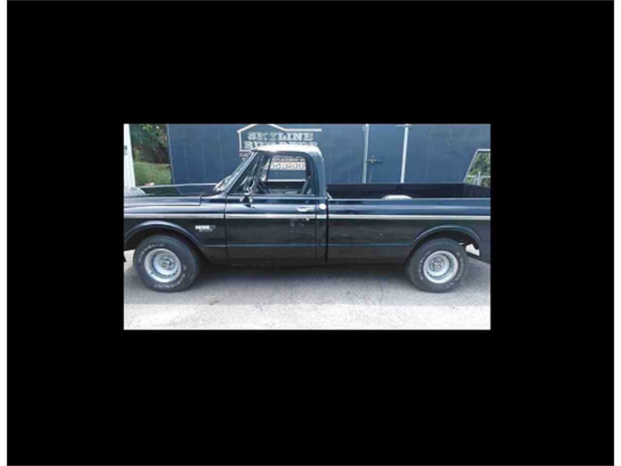 Large Picture of Classic 1970 Chevrolet  C10 located in Kentucky - KXVO