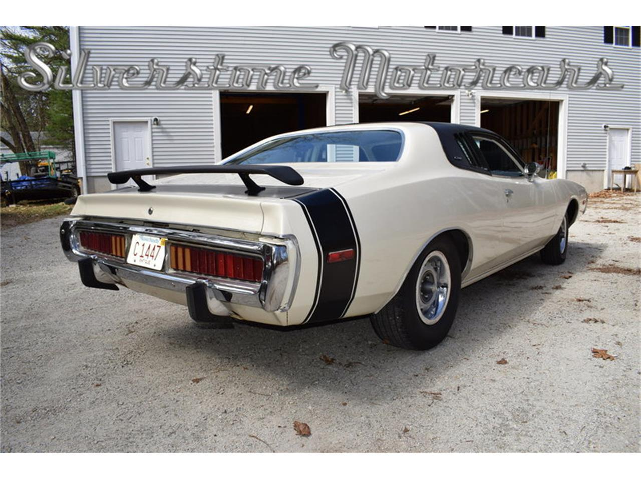 Large Picture of '73 Charger - KXZF