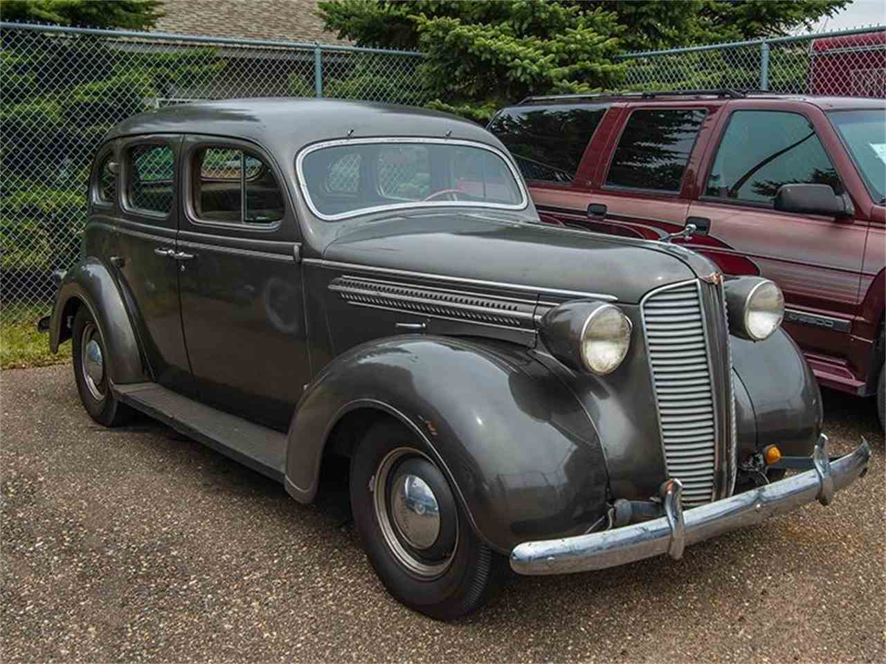 1937 Dodge D5 4 Door sedan for Sale | ClicCars.com | CC-977184