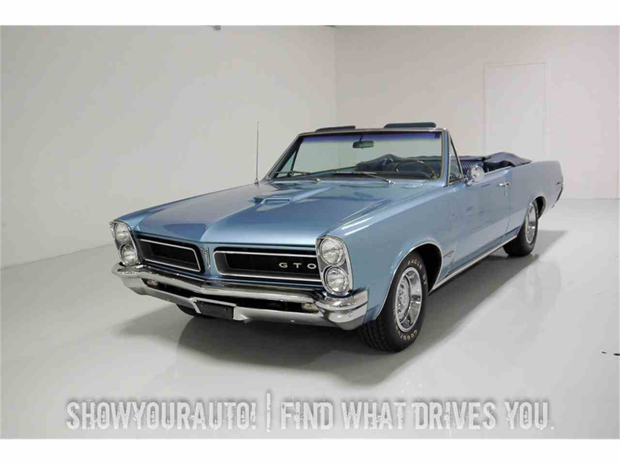 1965 Pontiac Gto Coupe 1960 To 1969 T Convertible Large Picture Of 65 Ky0i