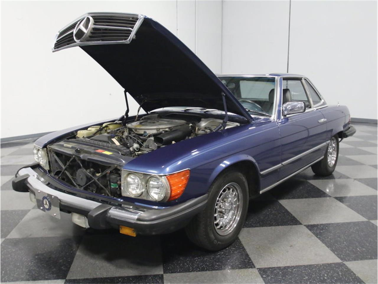 Large Picture of '85 380SL - KY0S