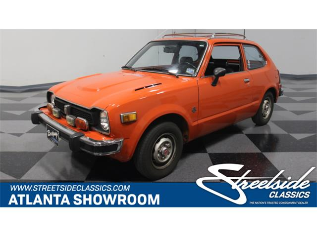 Picture of '76 Civic - KY1L