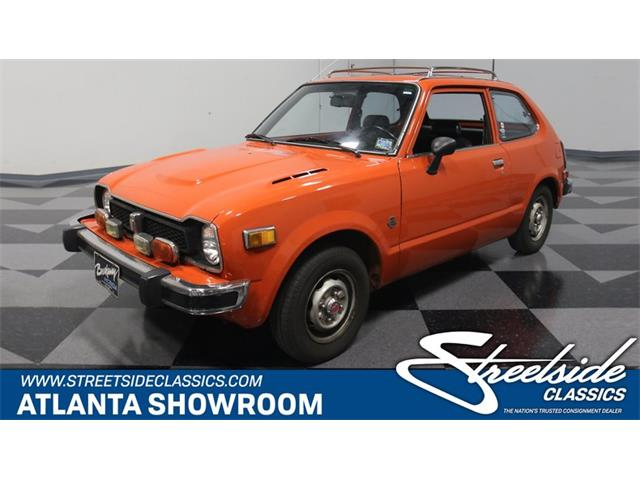 Picture of '76 Civic located in Georgia Offered by  - KY1L