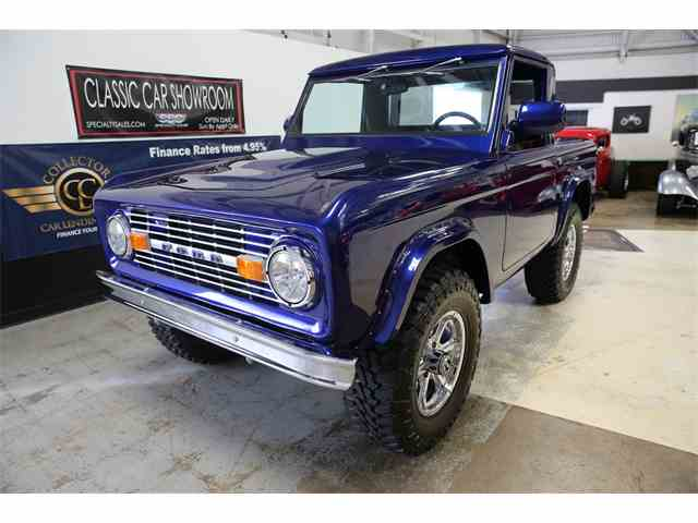 Picture of '72 Bronco - KY1N