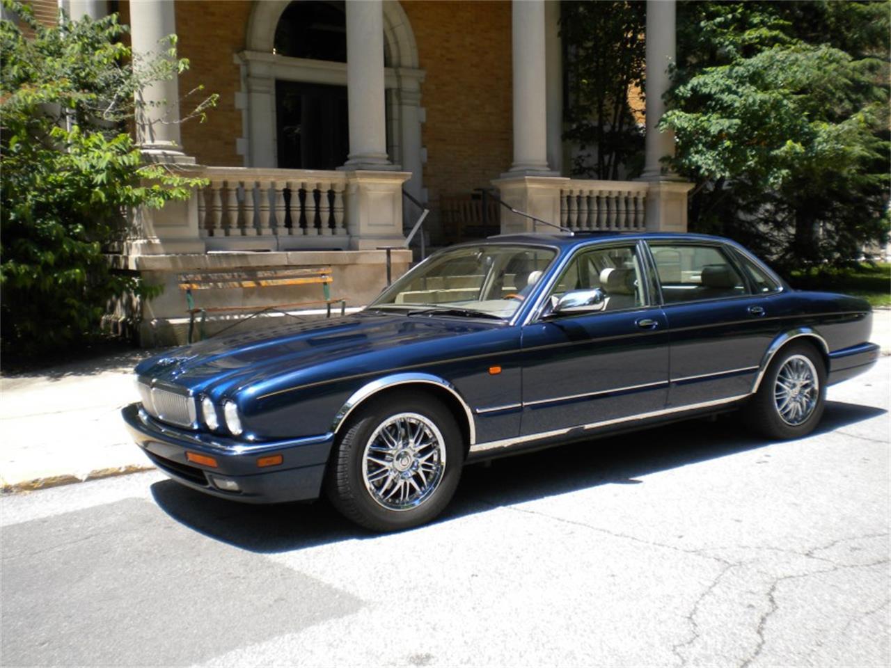 Car Dealers In Mishawaka >> 1995 Jaguar XJ6 for Sale | ClassicCars.com | CC-970726