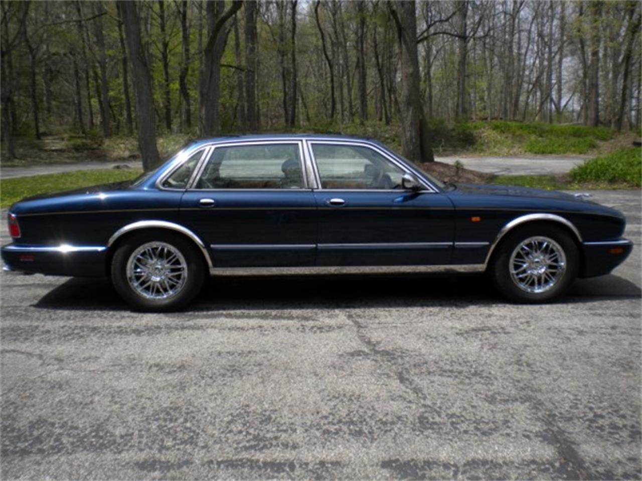 1995 Jaguar Xj6 For Sale Cc 970726 1970 In Sapphire Blue Large Picture Of 95 Kt0m