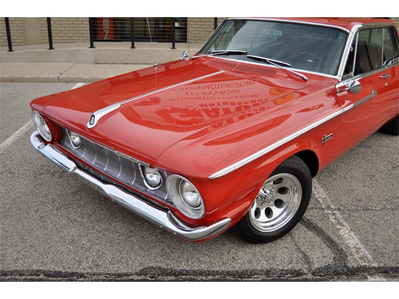 1962 plymouth fury for sale cc 977261. Black Bedroom Furniture Sets. Home Design Ideas