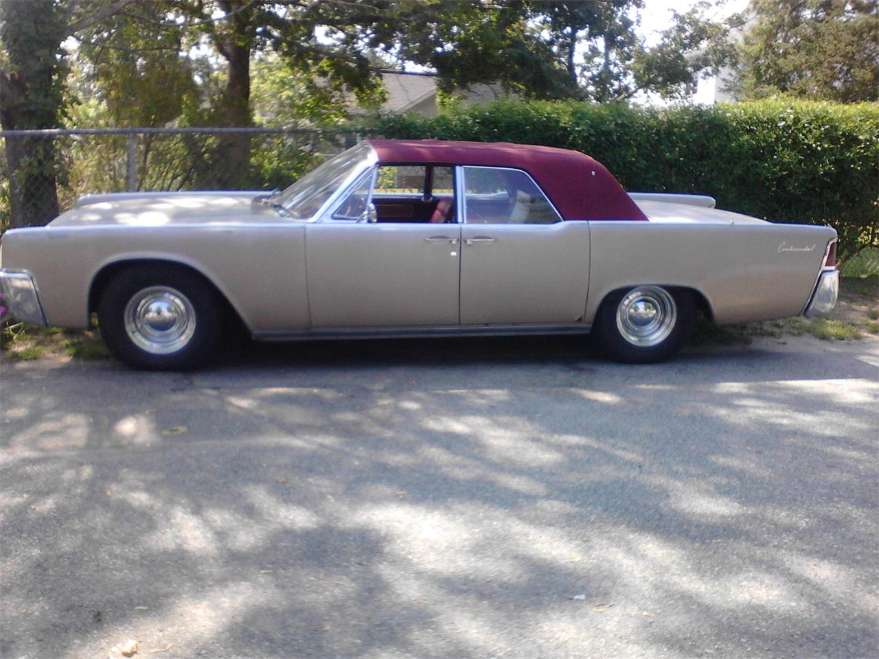 Large Picture of Classic 1961 Continental located in Warwick Rhode Island - $20,000.00 Offered by a Private Seller - KY2A
