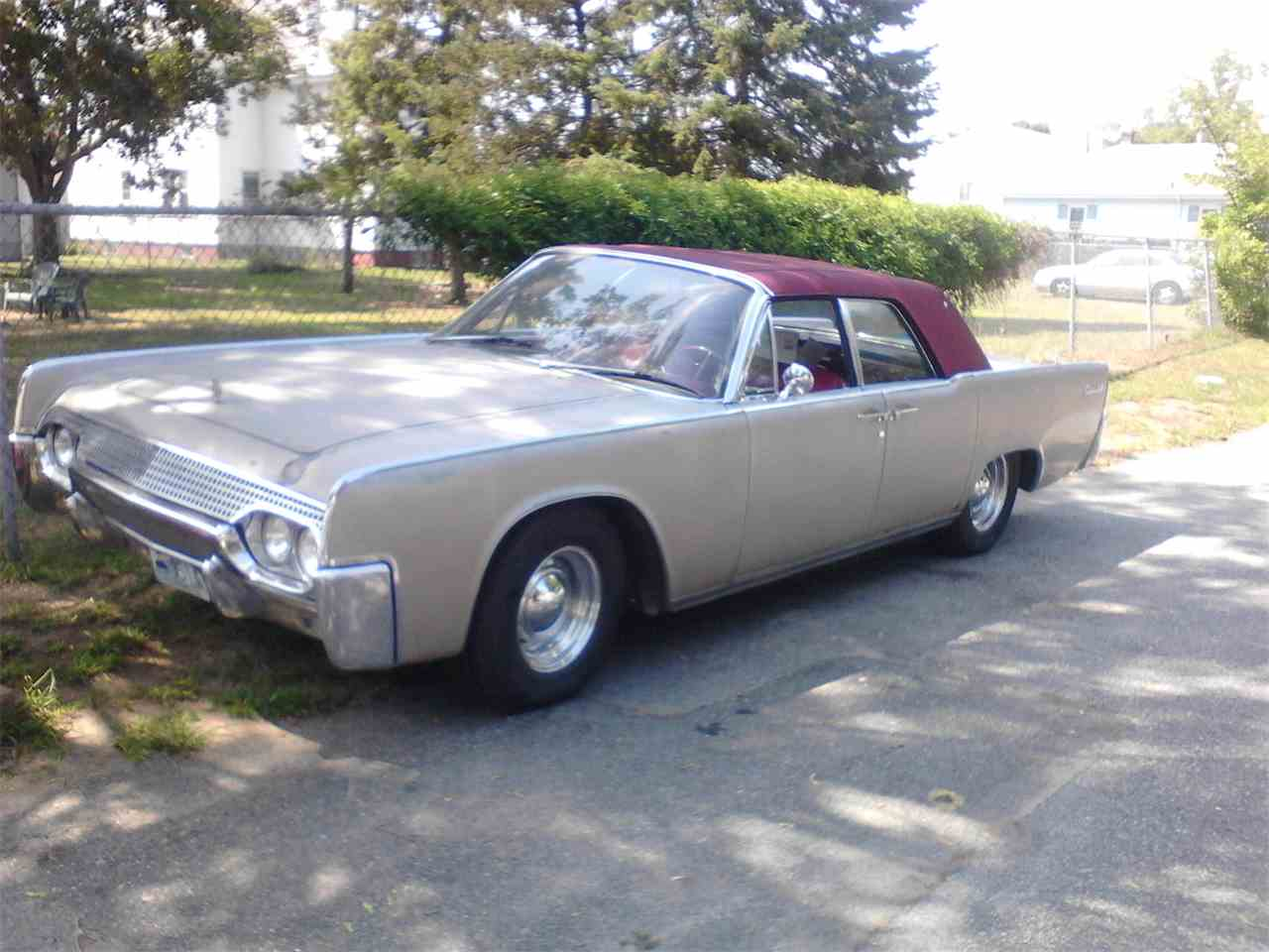 1961 Lincoln Continental for Sale | ClicCars.com | CC-977266