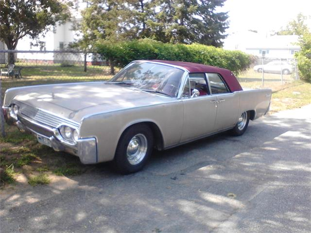 Picture of 1961 Lincoln Continental Offered by a Private Seller - KY2A