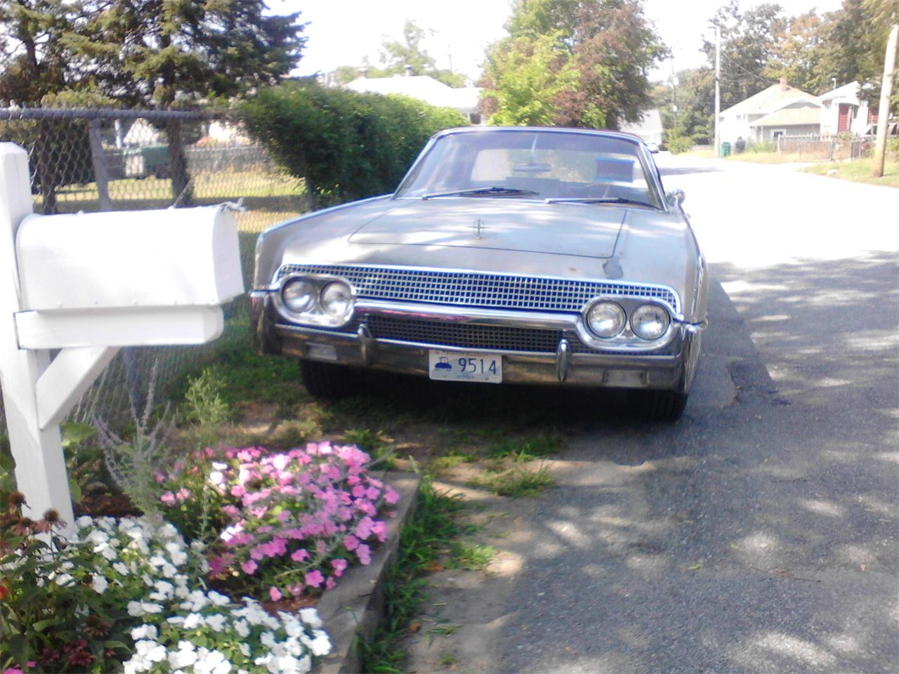 Large Picture of Classic 1961 Lincoln Continental located in Warwick Rhode Island Offered by a Private Seller - KY2A