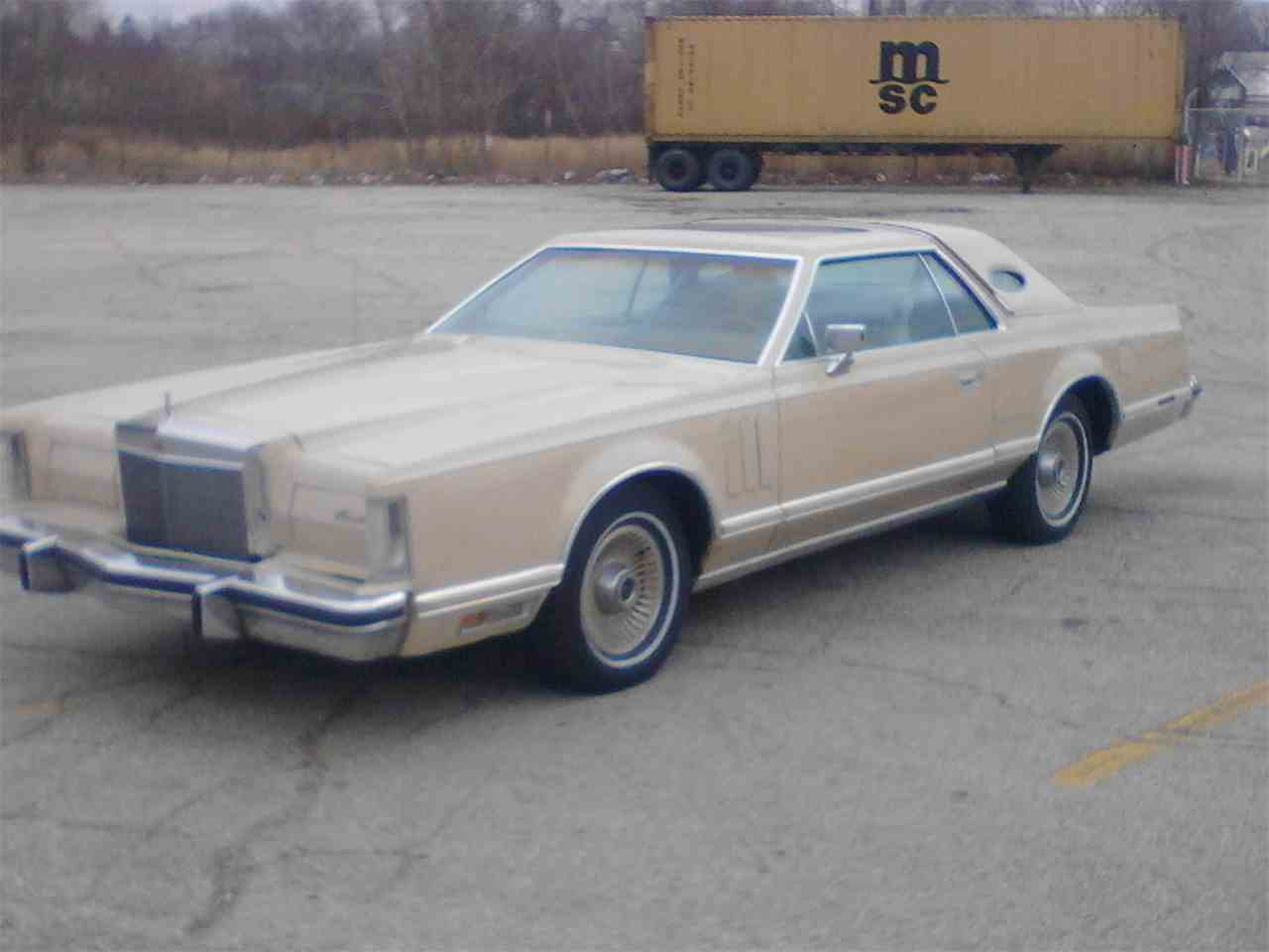 1979 Lincoln Continental for Sale   ClassicCars.com   CC-977280