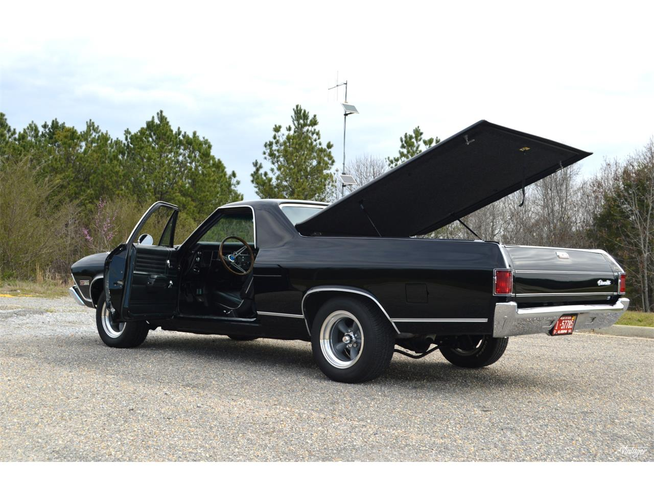 Large Picture of '68 El Camino - KT0P