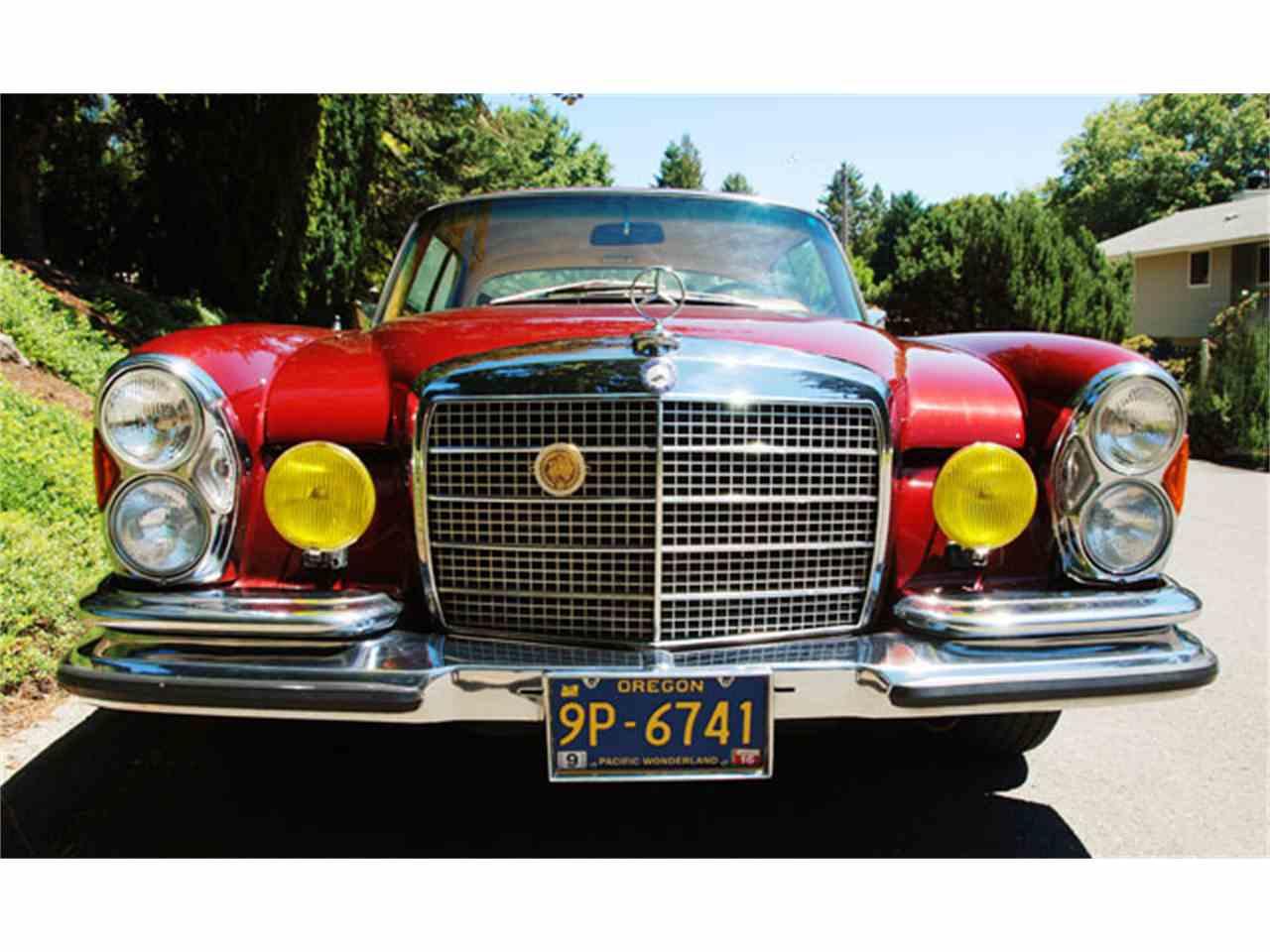1971 Mercedes Benz 280se For Sale Classiccars Com Cc