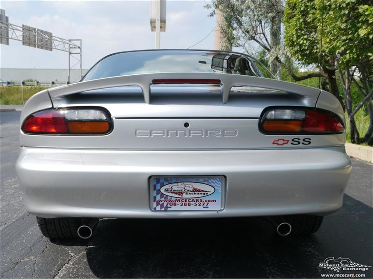 Large Picture of '02 Camaro - KY39