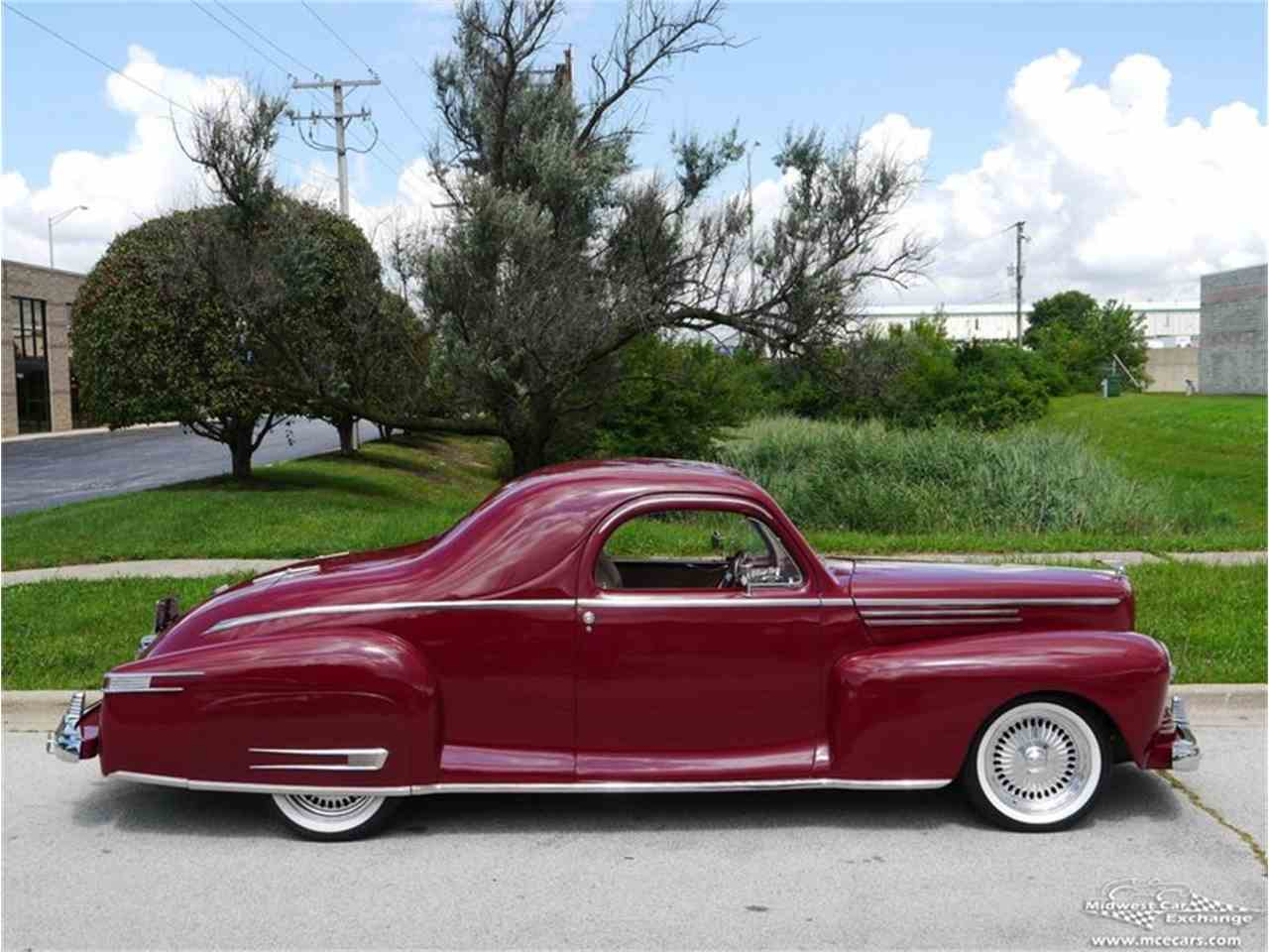 1942 lincoln zephyr for sale cc 977306. Black Bedroom Furniture Sets. Home Design Ideas