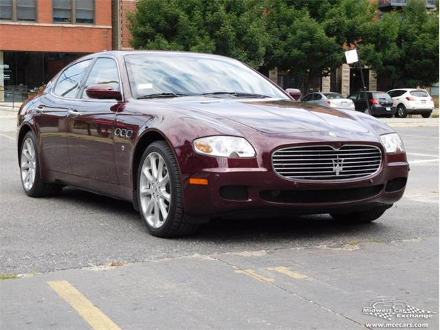 Picture of 2005 Maserati Quattroporte located in Illinois Offered by  - KY3U