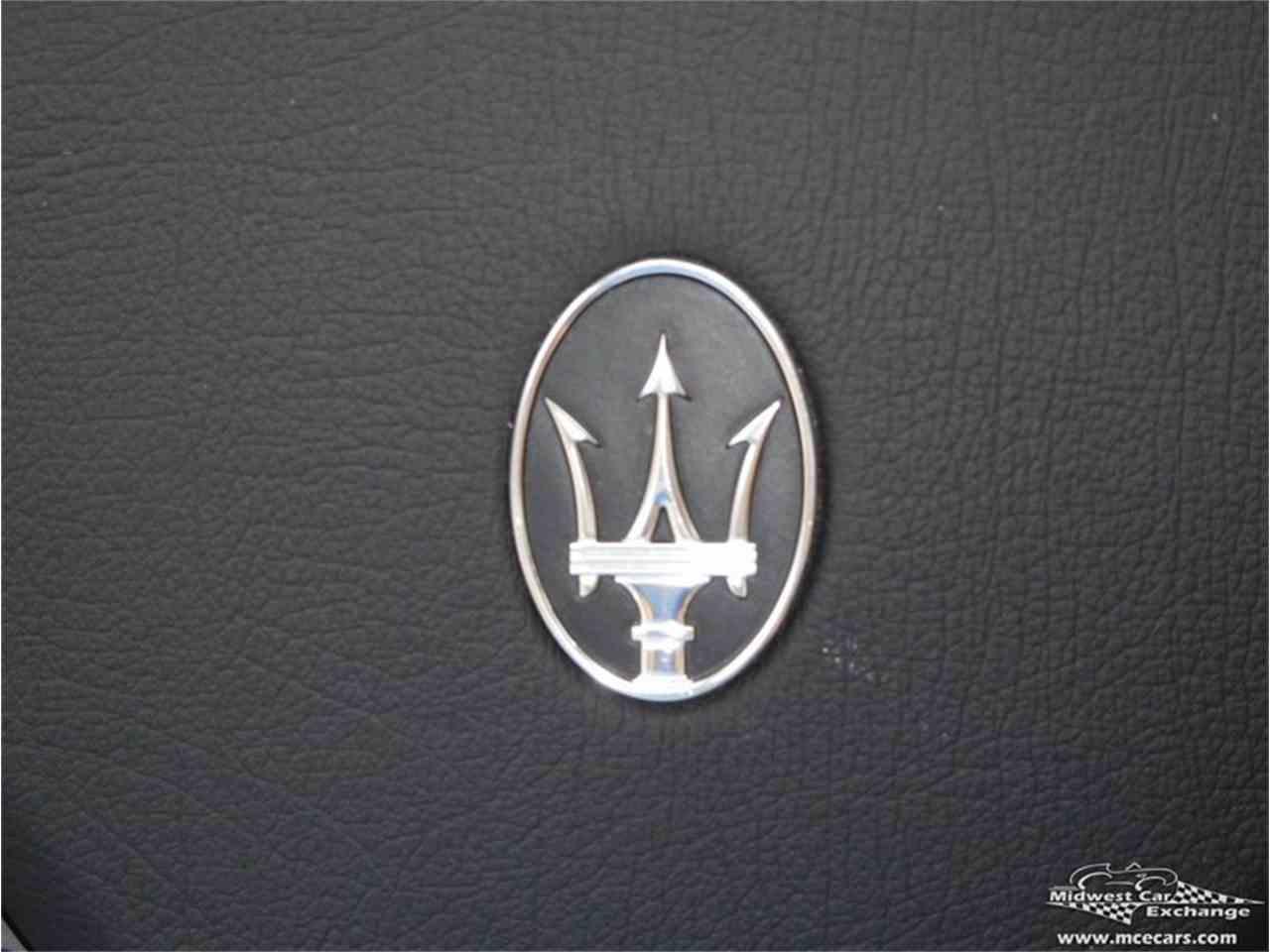 Large Picture of '05 Quattroporte - KY3U
