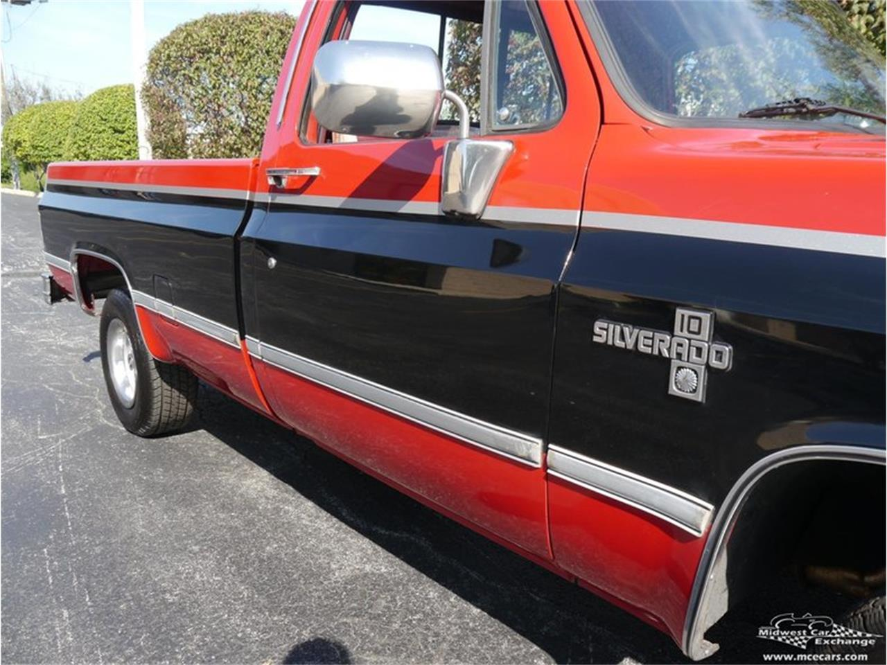 Large Picture of '87 Silverado - KY41