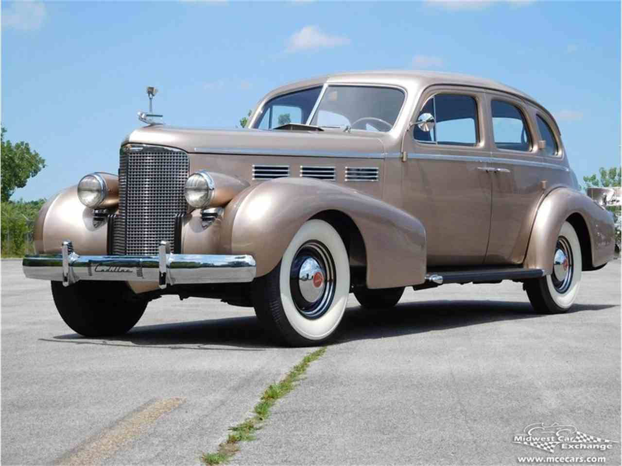 1938 Cadillac Series 65 for Sale | ClassicCars.com | CC-977337