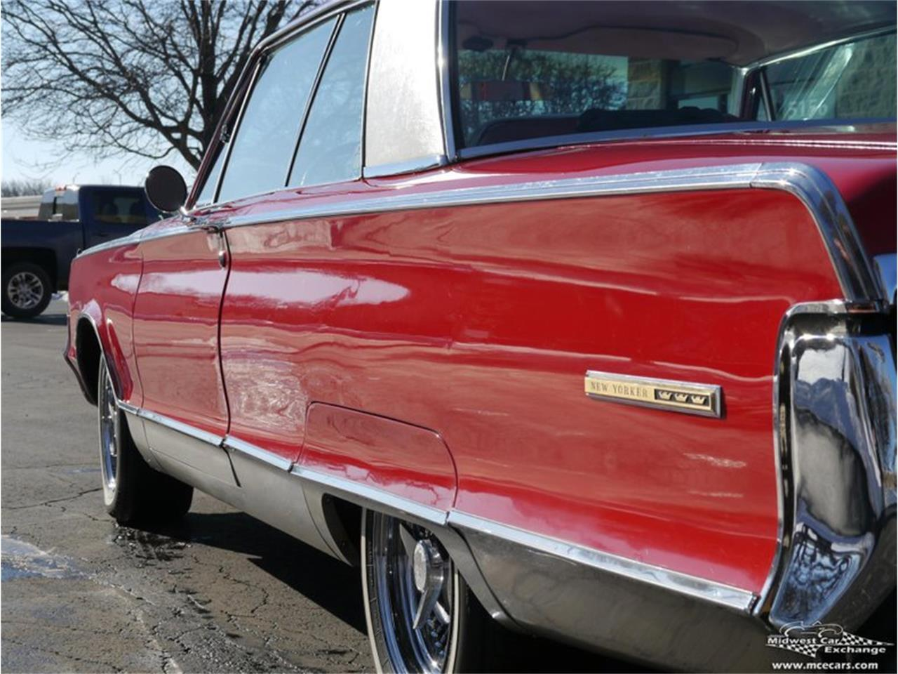 Large Picture of Classic '65 Chrysler New Yorker located in Illinois - $13,900.00 - KY4D