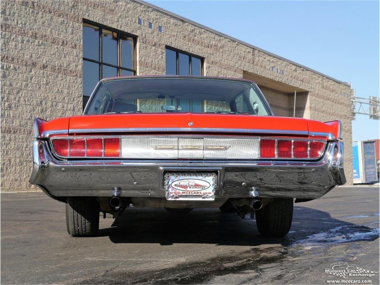 Large Picture of Classic '65 Chrysler New Yorker located in Illinois - $13,900.00 Offered by Midwest Car Exchange - KY4D