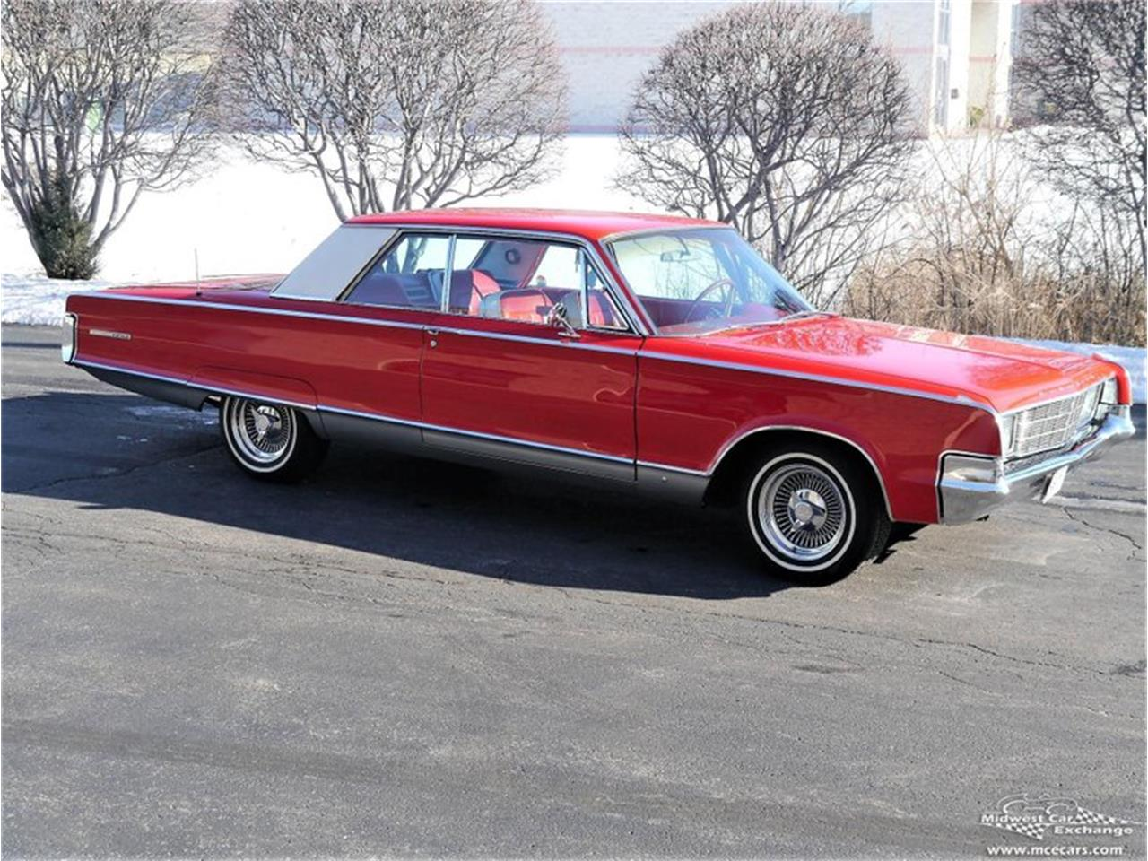 Large Picture of '65 Chrysler New Yorker - $13,900.00 Offered by Midwest Car Exchange - KY4D