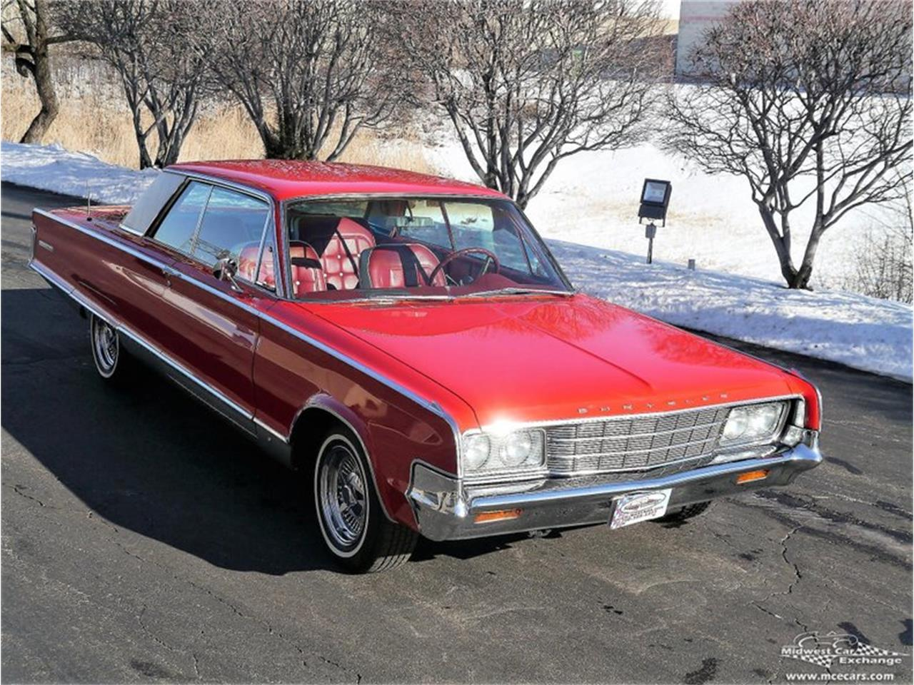 Large Picture of Classic '65 Chrysler New Yorker Offered by Midwest Car Exchange - KY4D
